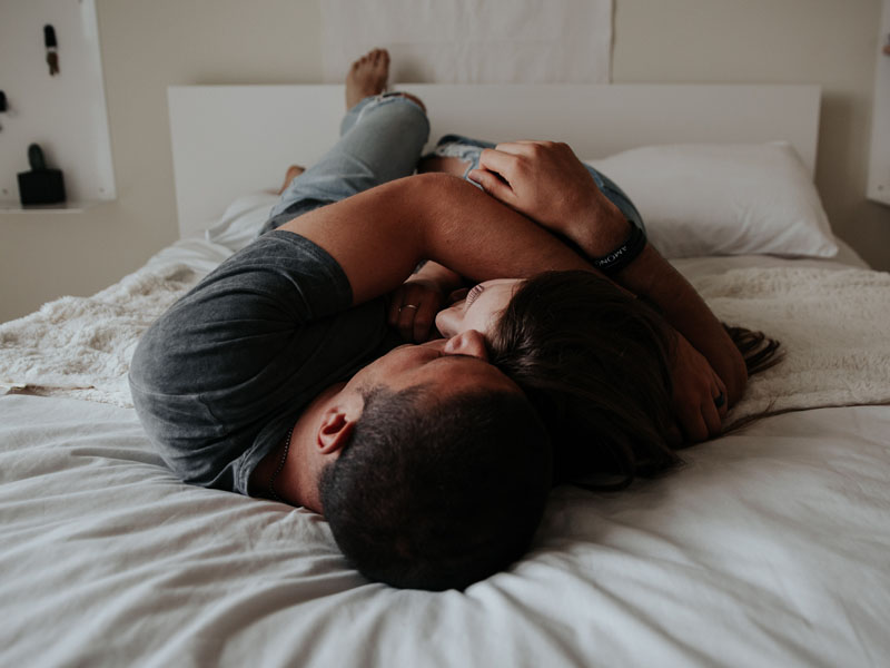 The 4 Best Sex Positions for Newlyweds