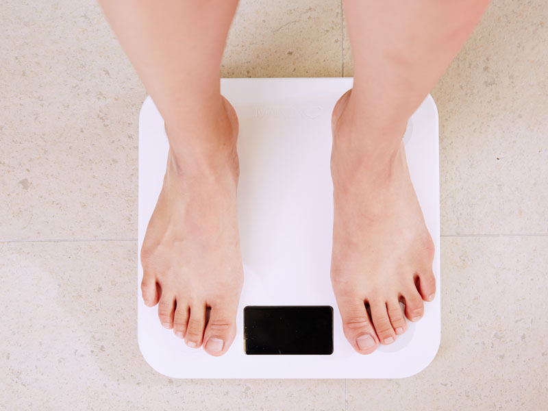Don't Let Weight Gain Put a Strain On Your Marriage