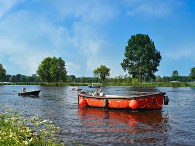 Boat Ride date idea
