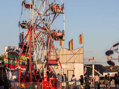 Ferris Wheel date idea