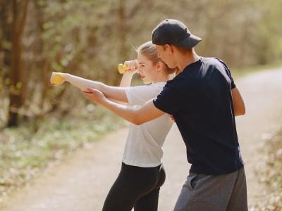 Fitness Challenge date idea