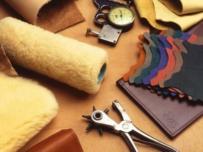 Leathercrafting date idea