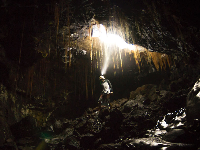 Spelunking / Caving