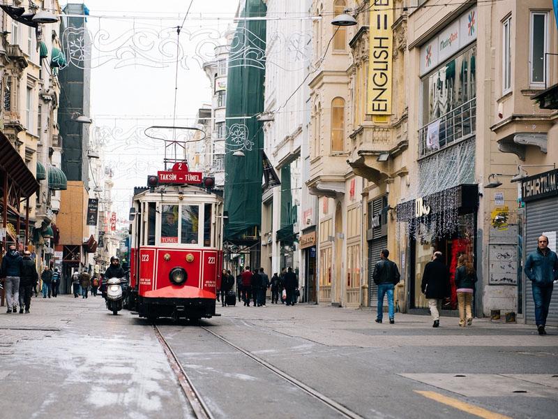 Trolly / Streetcar / Tram