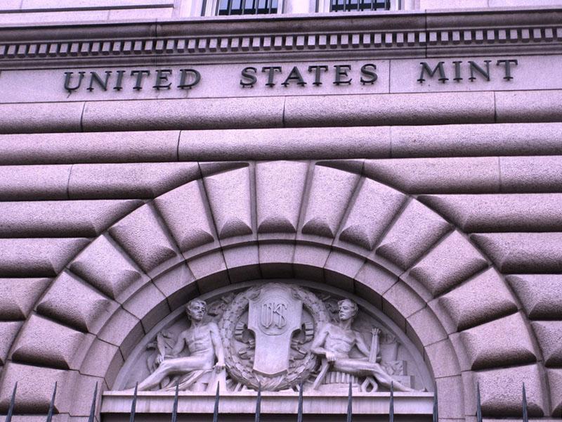U.S. Mint Tour