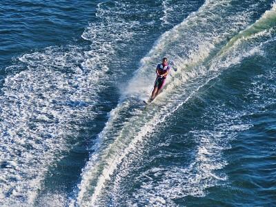Water Skiing date idea
