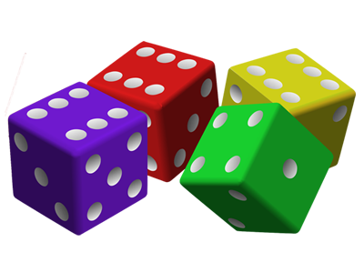 Play the Foreplay Game Lovers' Dice